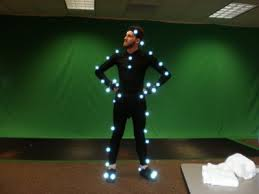 Motion Capture (Body) | KINECTIC